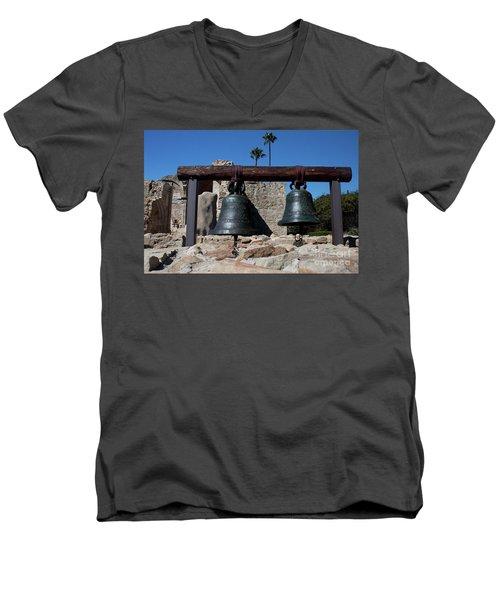The Bells Men's V-Neck T-Shirt