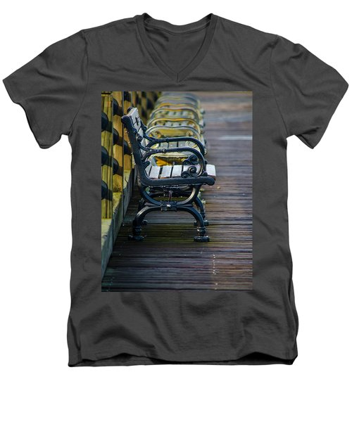 The Bench Men's V-Neck T-Shirt