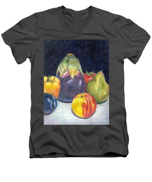 The Best Of Summer Men's V-Neck T-Shirt