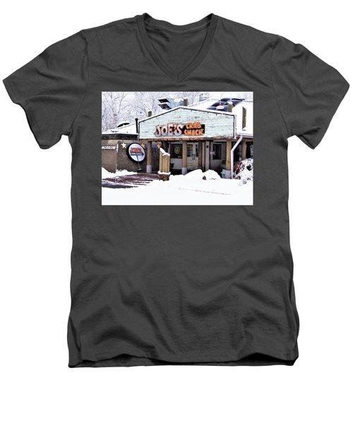 The Bestest Funest Men's V-Neck T-Shirt