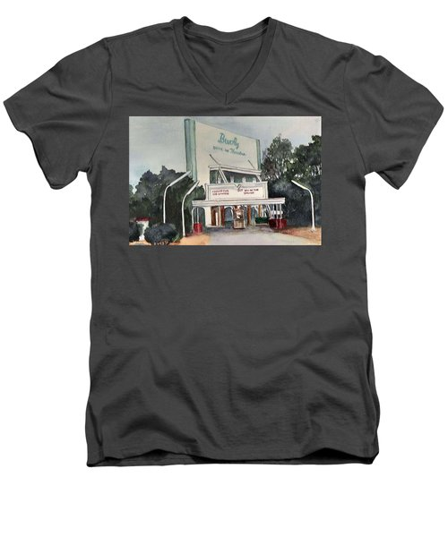 The Beverly Drive Inn Men's V-Neck T-Shirt
