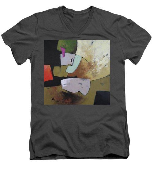 The Beyond Men's V-Neck T-Shirt