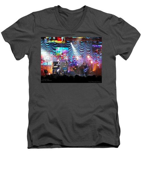 The Black Keys Kcmo Men's V-Neck T-Shirt