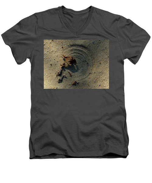 The Breath Of God - Study #2 Men's V-Neck T-Shirt