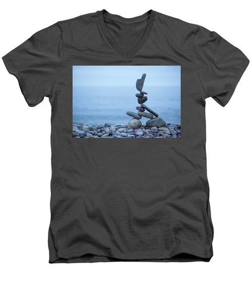 The Butcher Men's V-Neck T-Shirt