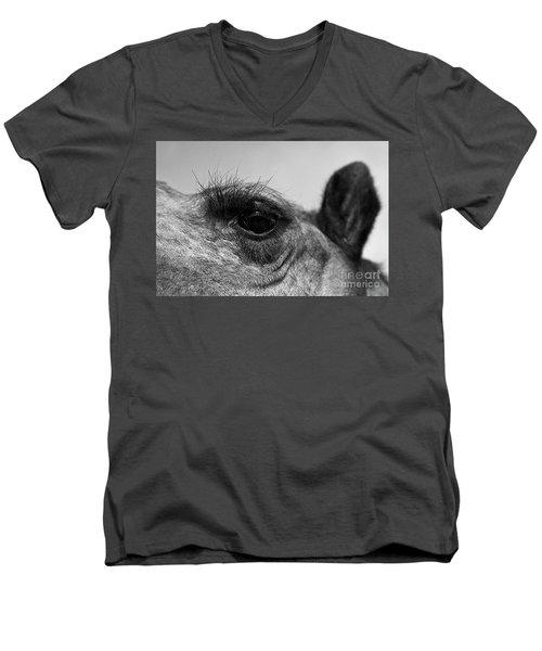 The Camels Eye  Men's V-Neck T-Shirt