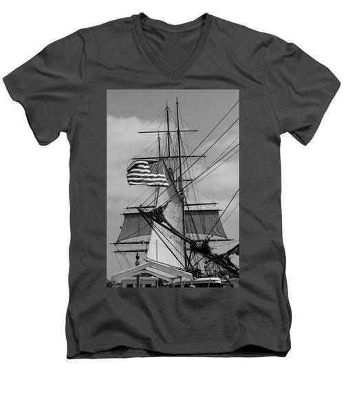 The Caravel Men's V-Neck T-Shirt