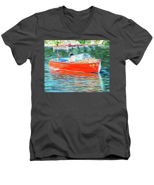 The Century Men's V-Neck T-Shirt