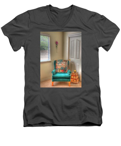 The Chair Men's V-Neck T-Shirt