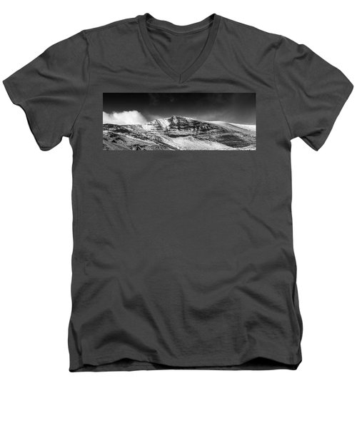 The Challenge Men's V-Neck T-Shirt