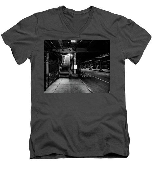 The Chi Lite Men's V-Neck T-Shirt