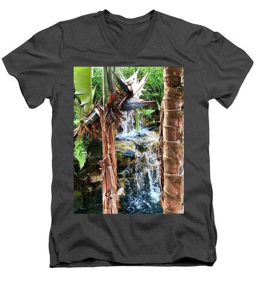 The Choice For Life Men's V-Neck T-Shirt