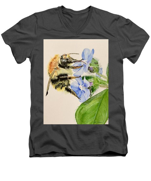 The Collector Men's V-Neck T-Shirt