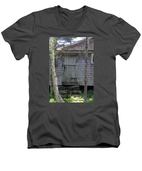 The Cottage Men's V-Neck T-Shirt