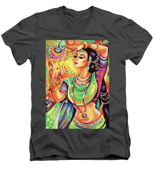 The Dance Of Tara Men's V-Neck T-Shirt