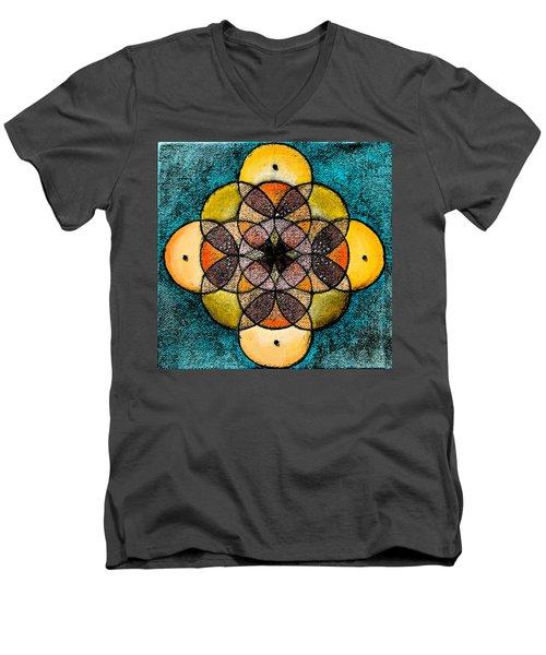 The Dark Shell Men's V-Neck T-Shirt