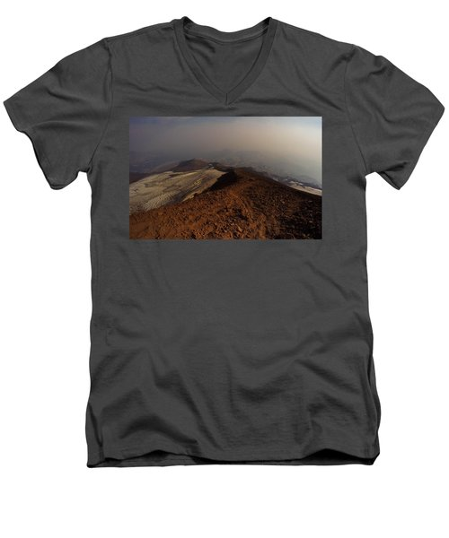 The Descent Men's V-Neck T-Shirt