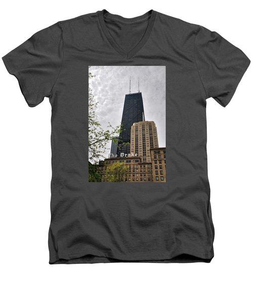The Drake Men's V-Neck T-Shirt
