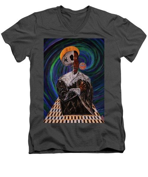 The Dreamer Men's V-Neck T-Shirt