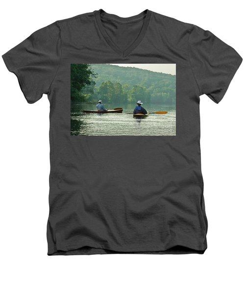 The Dreamers Men's V-Neck T-Shirt
