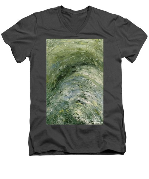 The Elements Water #6 Men's V-Neck T-Shirt