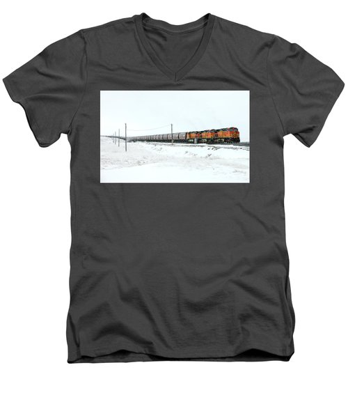 The Eleven Fifteen Men's V-Neck T-Shirt