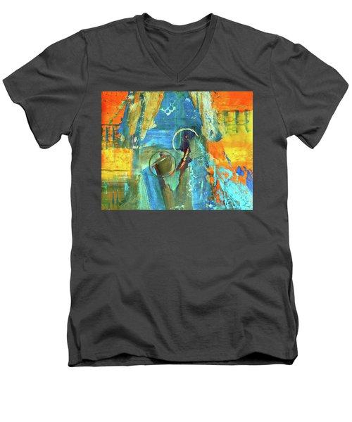 The End Game Men's V-Neck T-Shirt