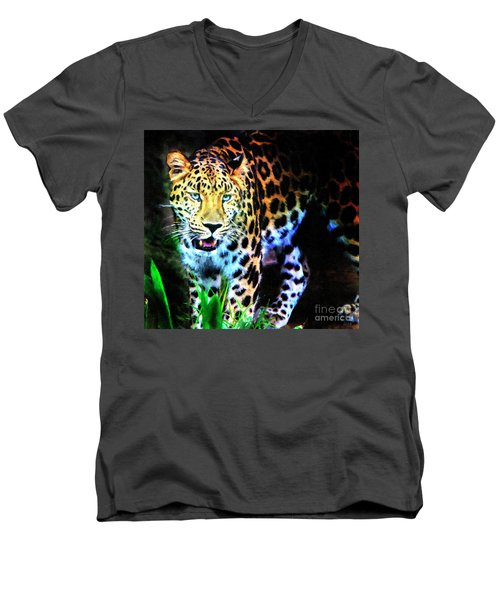 The Eyes Men's V-Neck T-Shirt