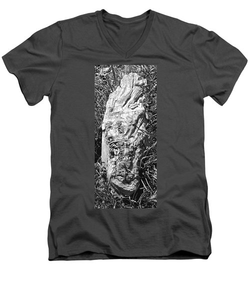 The Fallen - Unhidden Door Men's V-Neck T-Shirt