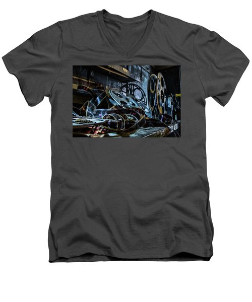 The Film Room Men's V-Neck T-Shirt