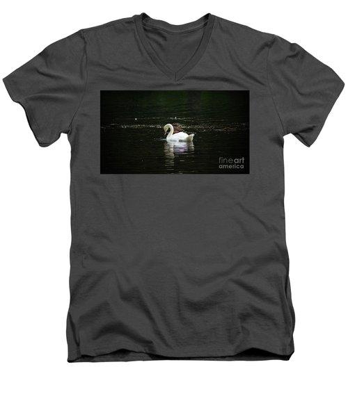 The Fishers Men's V-Neck T-Shirt