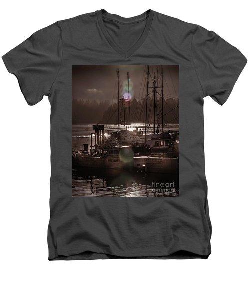 The Fleet Men's V-Neck T-Shirt