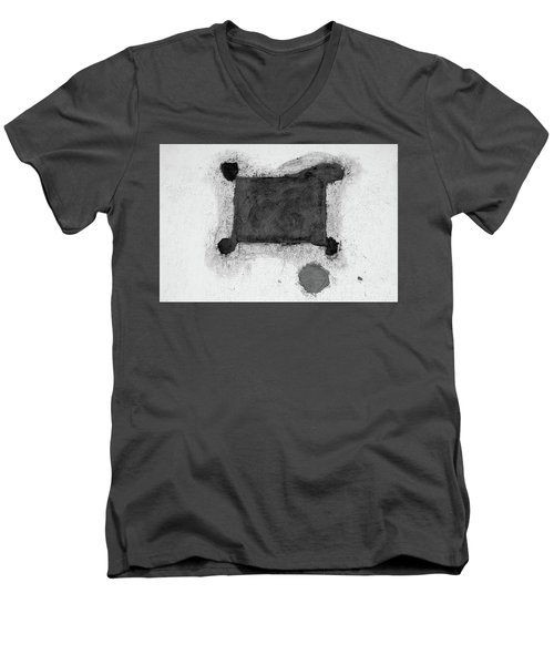 The Form Follows The Function  Men's V-Neck T-Shirt