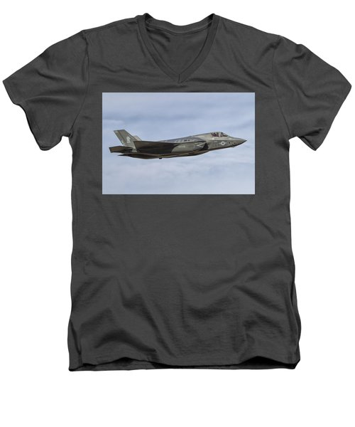 The Future Is Now Men's V-Neck T-Shirt
