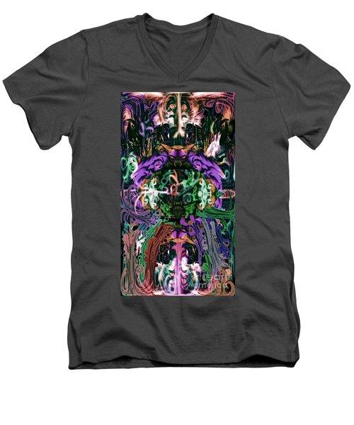The Gate 2 Men's V-Neck T-Shirt