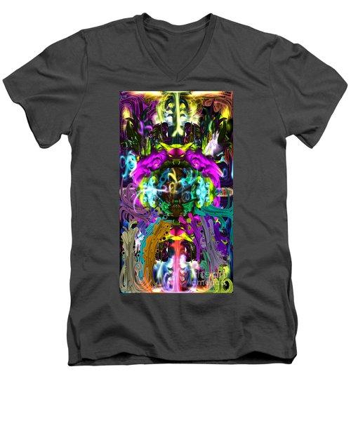 The Gate  Men's V-Neck T-Shirt
