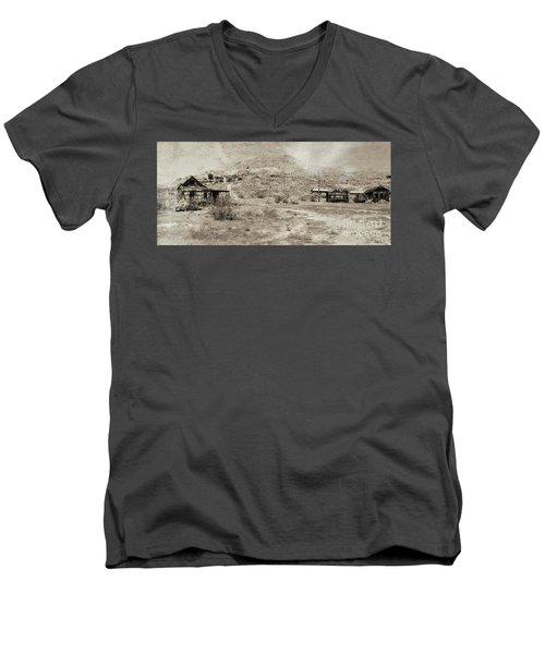 The Ghost Town Men's V-Neck T-Shirt