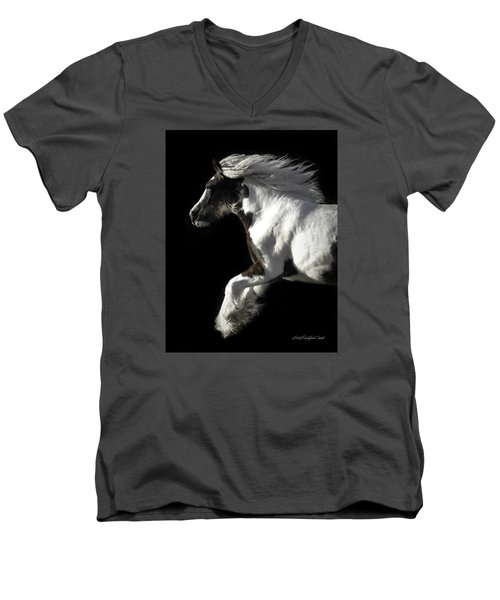 The Gorgeous Filly Men's V-Neck T-Shirt