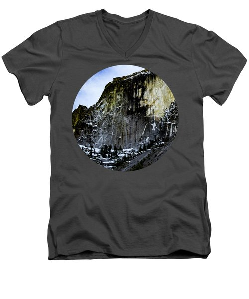 The Great Wall Men's V-Neck T-Shirt