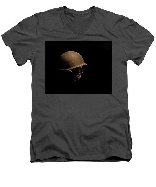 The Greatest Generation Men's V-Neck T-Shirt