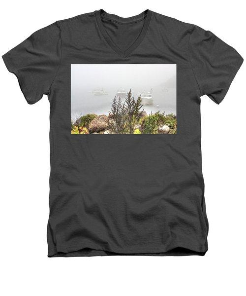 The Harbor Men's V-Neck T-Shirt