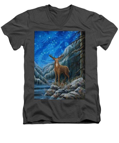 the Hart Men's V-Neck T-Shirt