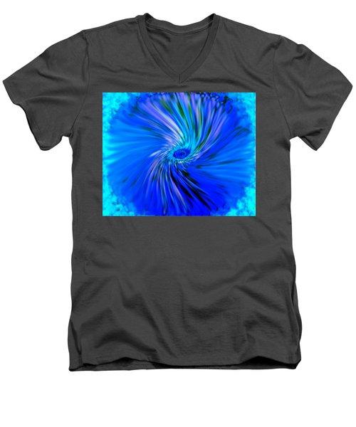 The Heart Of Bungalii Men's V-Neck T-Shirt