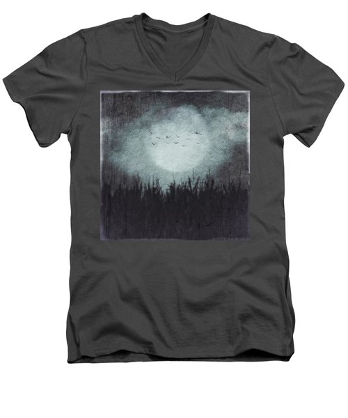 The Heavy Moon Men's V-Neck T-Shirt