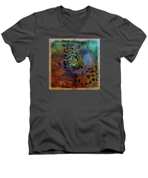 The Hour Of Pride And Power 2015 Men's V-Neck T-Shirt