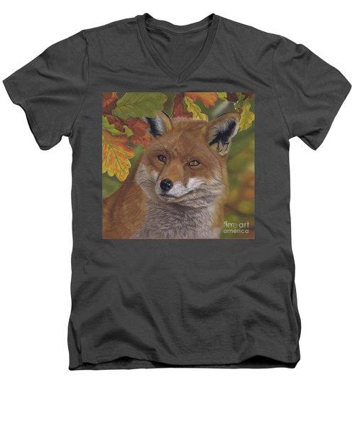 The Hunt For Red October Men's V-Neck T-Shirt