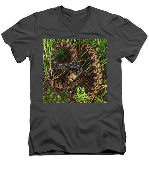 The Impersonator Men's V-Neck T-Shirt