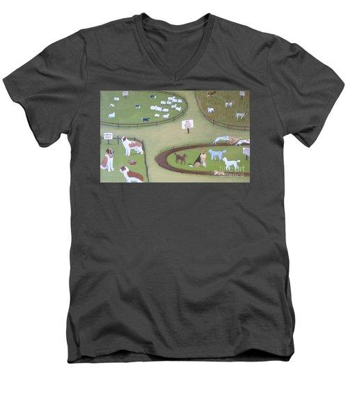 The Impostors Men's V-Neck T-Shirt