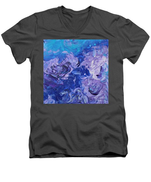 The Invisible Woman Men's V-Neck T-Shirt