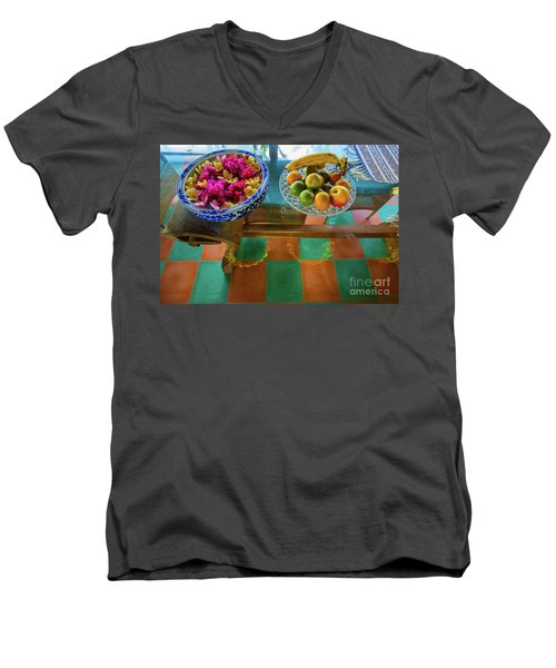 The Island Of God #11 Men's V-Neck T-Shirt